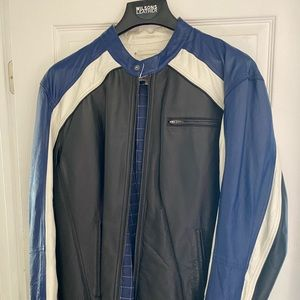 Men's Wilson Leather jacket